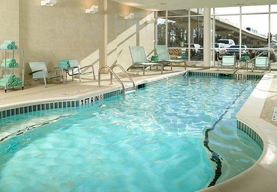 College Park, Géorgie : Indoor Pool