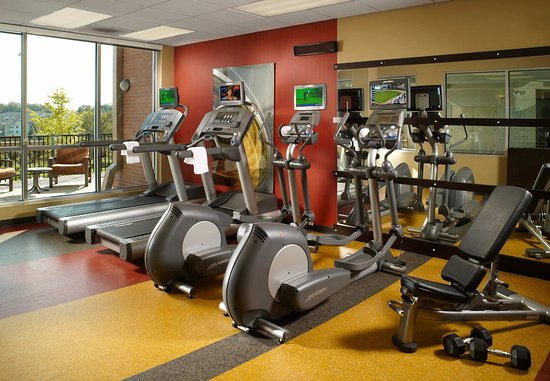 Goodlettsville, TN: Fitness Center
