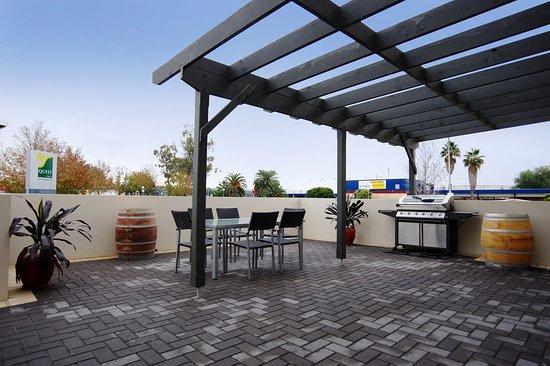 Singleton, Австралия: BBQ Terrace