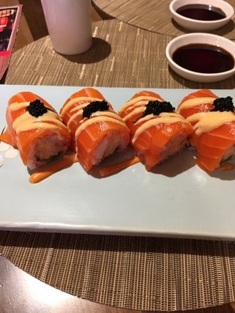 Patchogue, NY: The Ferrari signature roll