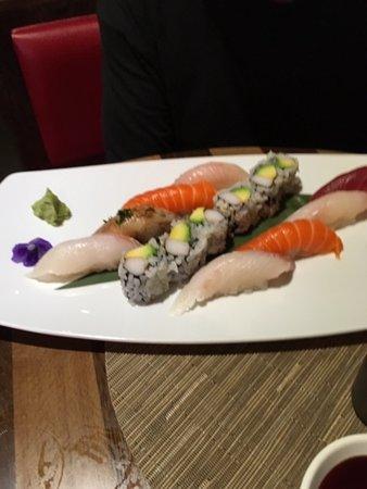 Patchogue, estado de Nueva York: Sushi/Sashimi-8 pieces!