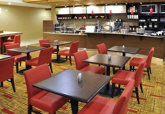 Clarksville, Tennessee: The Bistro - Dining Area