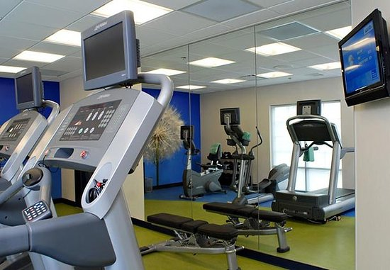 Quakertown, PA: Fitness Room
