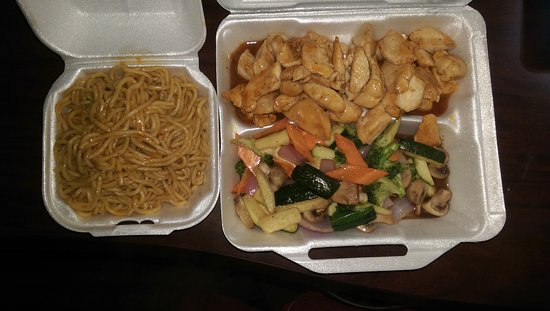 Franklin, VA: Chicken Hibachi
