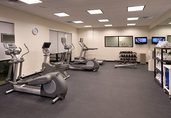 Vernal, UT: Fitness Room