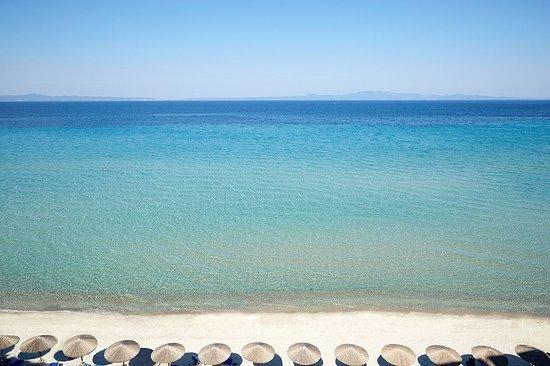 Ammon Zeus Hotel: Double sea view