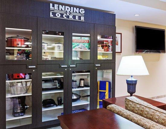 Pearland, TX: Lending Locker