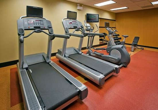 Clemson, Carolina del Sud: Fitness Center