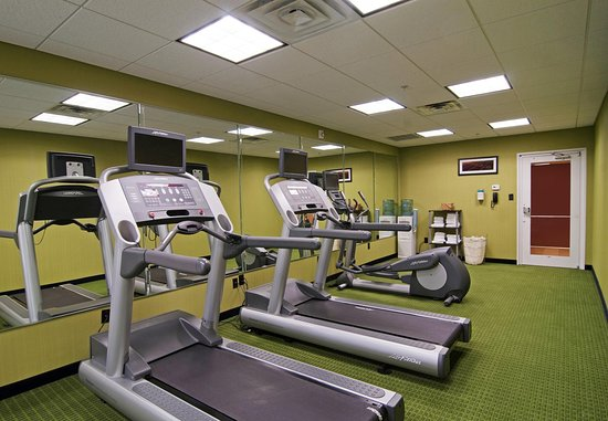 Channelview, Τέξας: Fitness Center