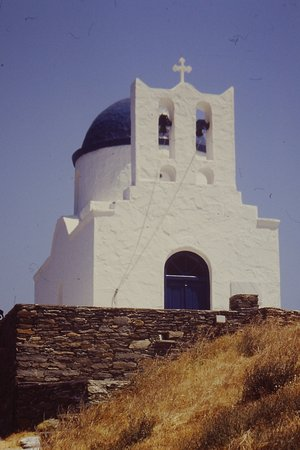 Kastro, Grecja: Finalmente arrivati