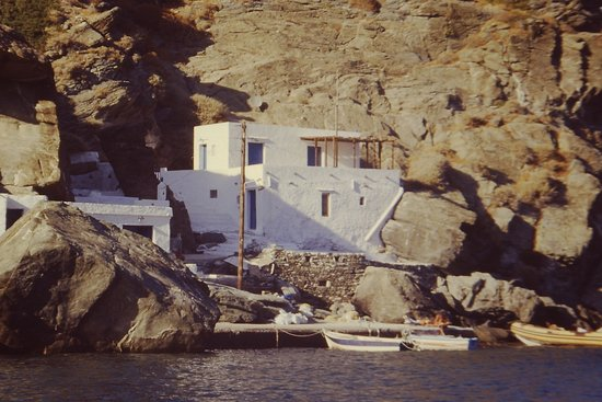 Kastro, Grecja: Seralia beach