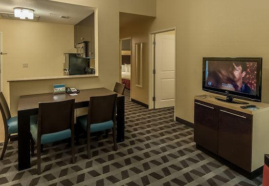 DeSoto, TX: Two-Bedroom Suite - Living Area