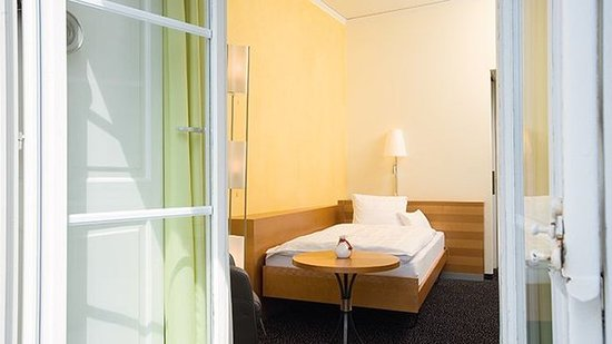 Rheinfelden, Sveits: Single room