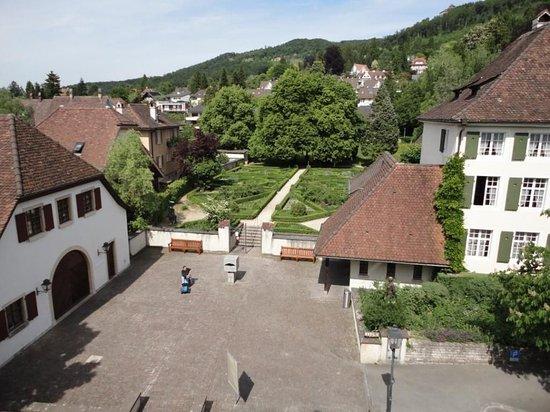 Arlesheim, Sveits: Mountainview