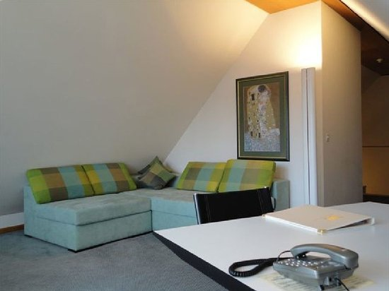 Arlesheim, Sveits: Suite