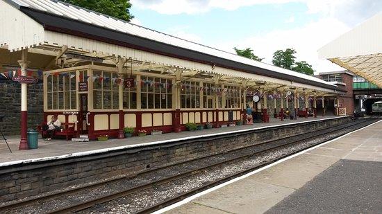 The main station (Bury Bolton Street)