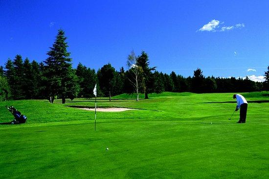 แอชเบอร์ตัน, นิวซีแลนด์: Ashburton Golf Course
