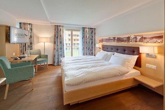 Hotel Aristella swissflair: Economy Double Room
