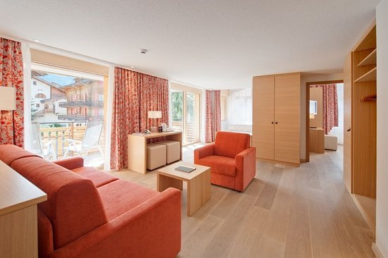 Hotel Aristella swissflair: Family Room