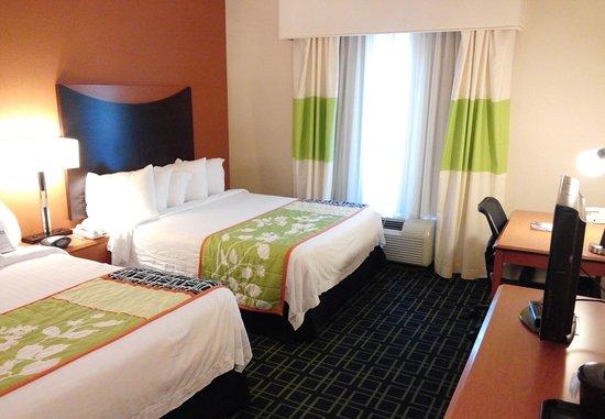 Avon, IN: Queen/Queen Guest Room