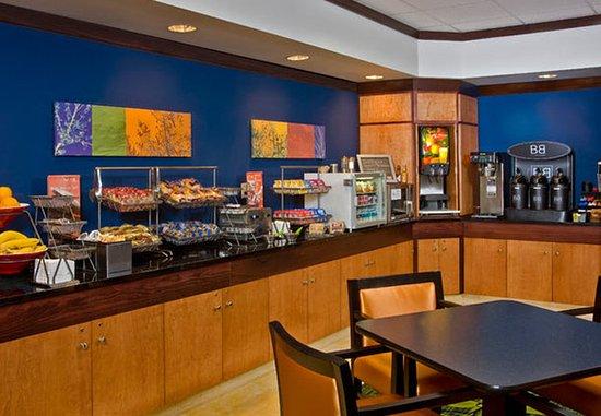 Avon, Ιντιάνα: Breakfast Bar