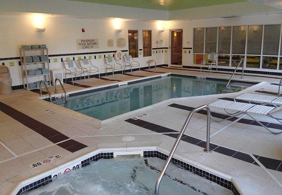 Avon, Ιντιάνα: Indoor Pool & Spa