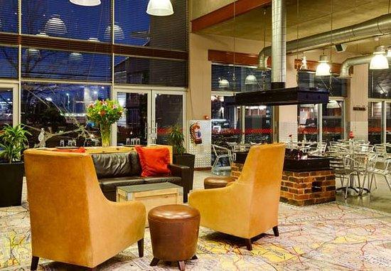 Kempton Park, Republika Południowej Afryki: Lobby