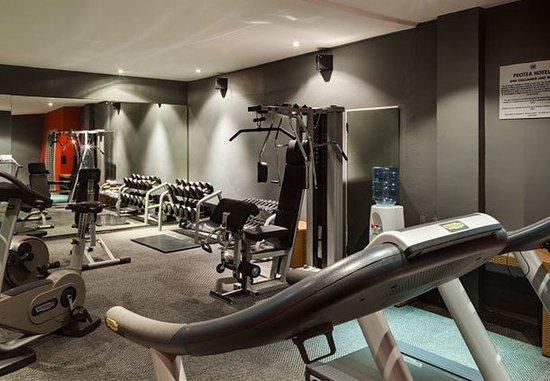 Kempton Park, Sudáfrica: Gym