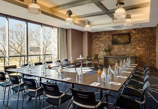 Kempton Park, Afrika Selatan: Conference Room – U-Shape Setup