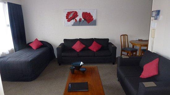 Ashburton, Nowa Zelandia: Two Bedroom Motel