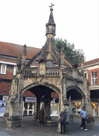 Salisbury, UK: Poultry Cross