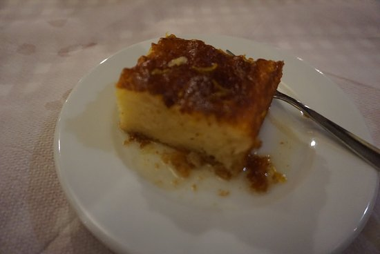 Sivota, Greece: Cake on the house