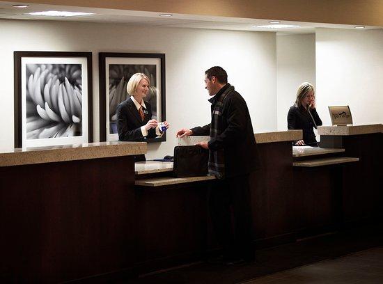 Sault Ste. Marie, Kanada: Lobby