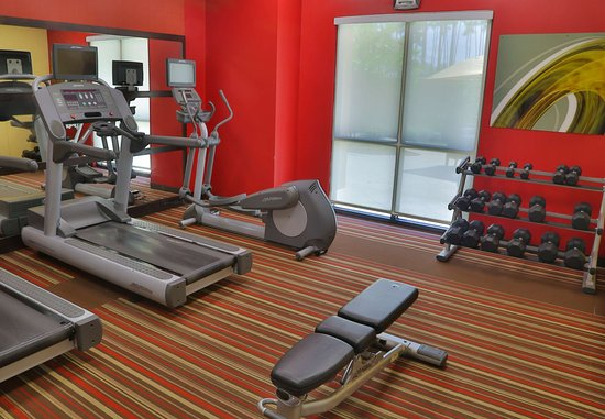 D Iberville, MS: Fitness Center