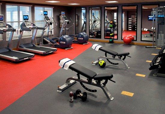 Branchburg, NJ: Fitness Room