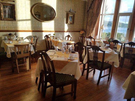 Corriemar Guest House: dining room