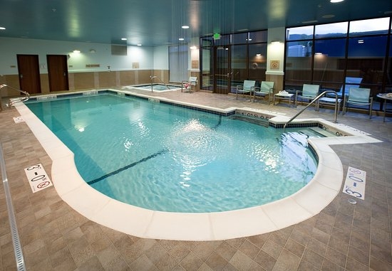 Венатчи, Вашингтон: Indoor Pool