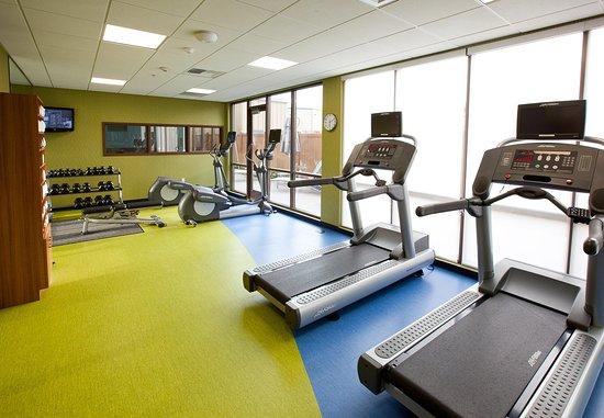 Венатчи, Вашингтон: Fitness Center