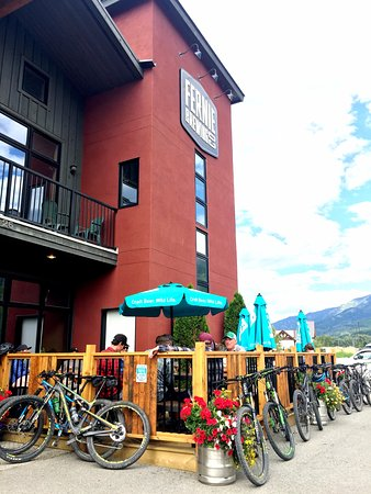 FBC Trail to Ale. Tackle three Fernie peaks in 24hrs for free beer!