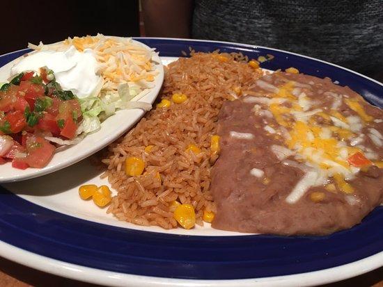 Allen, TX: Rice & beans