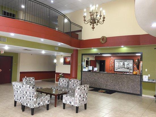 Humble, TX: Lobby Area
