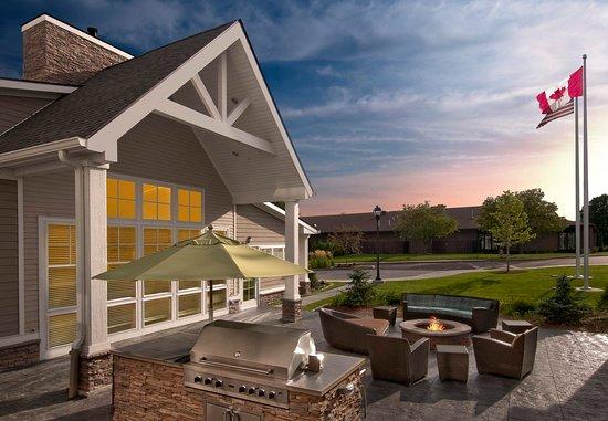 Colchester, Вермонт: Outdoor Patio