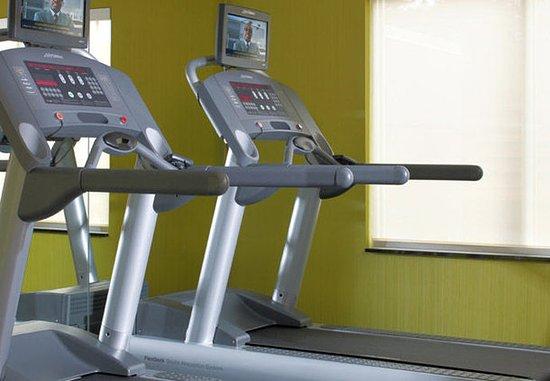 Harrisonburg, فيرجينيا: Fitness Center