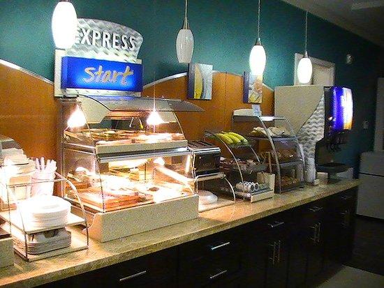 Rockport, TX: Breakfast Bar