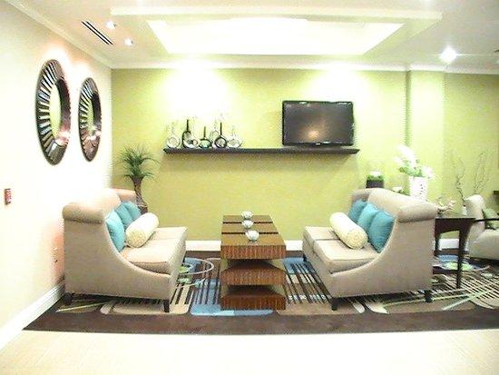 Rockport, TX: Lobby Lounge