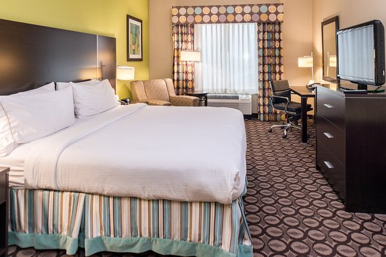 Holiday Inn Express Hotel & Suites Rockport / Bay View: Guest Room