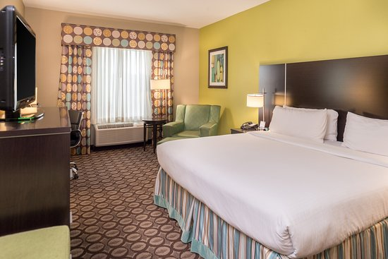 Holiday Inn Express Hotel & Suites Rockport / Bay View : Guest Room