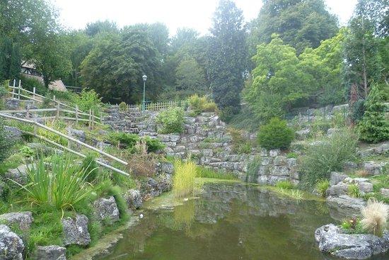 Preston, UK: Avenham Park.