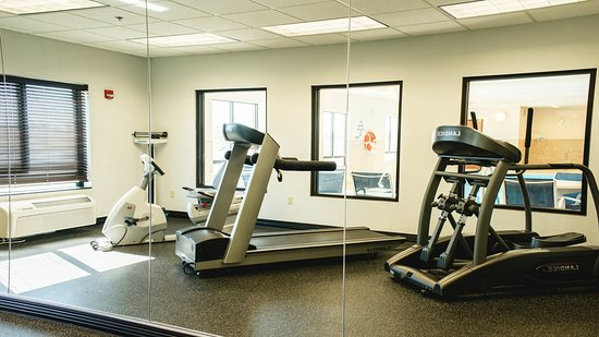 Morton, IL: Fitness Center