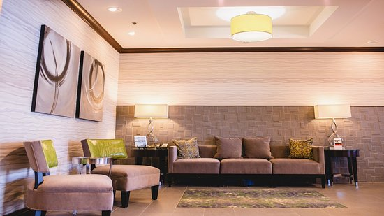 Morton, Ιλινόις: Hotel Lobby